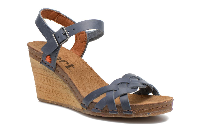 Sandali e scarpe aperte Art Valby 439 Azzurro vedi dettaglio/paio