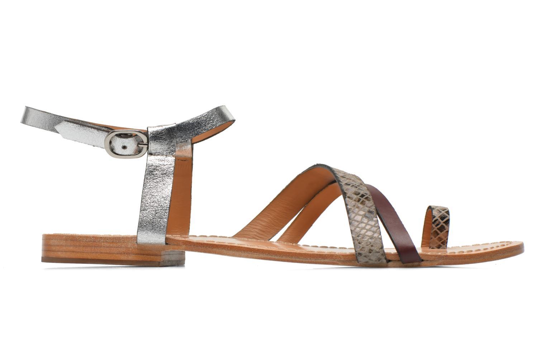 Sandali e scarpe aperte Petite mendigote Formentera Multicolore immagine posteriore
