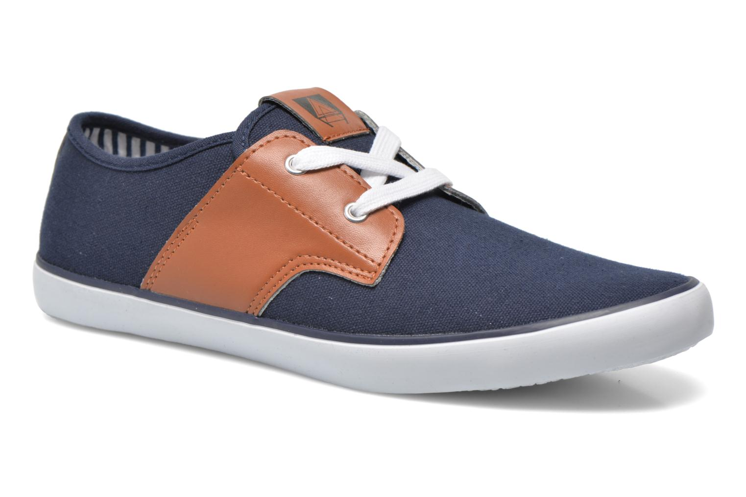 Sneakers I Love Shoes Bavol Blauw detail