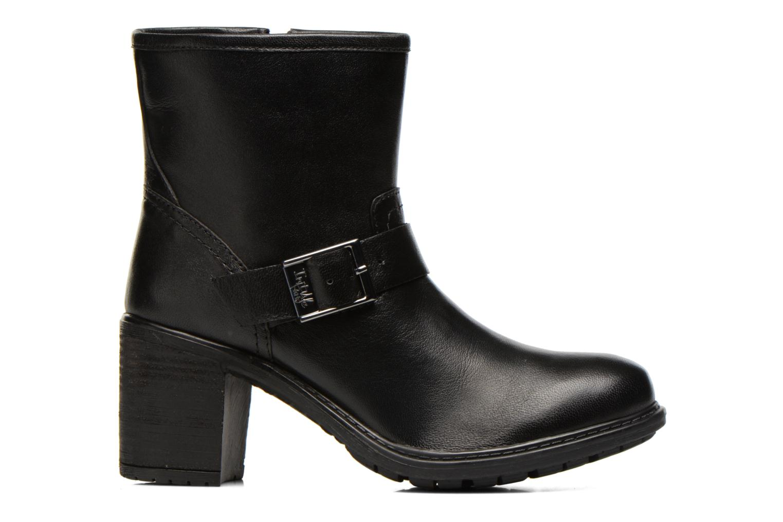 Ankle boots Initiale Paris Carnaby Black back view