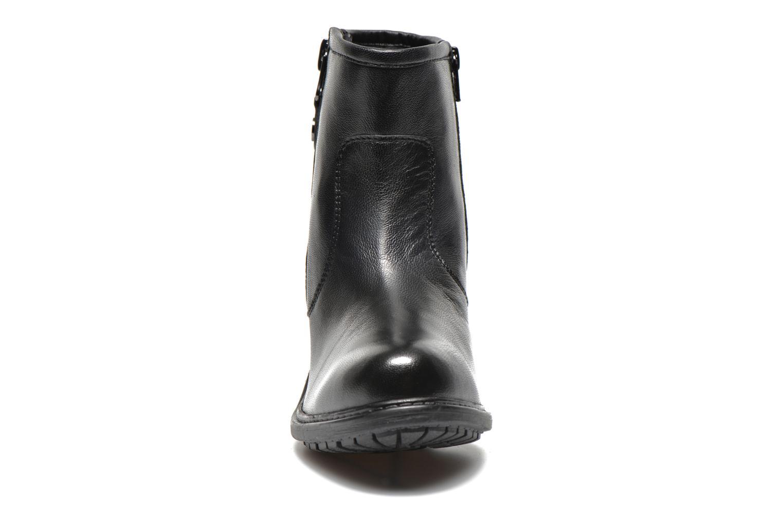Boots en enkellaarsjes Initiale Paris County Zwart model