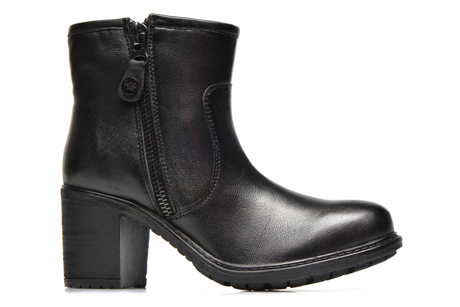 Ankle boots Initiale Paris County Black back view