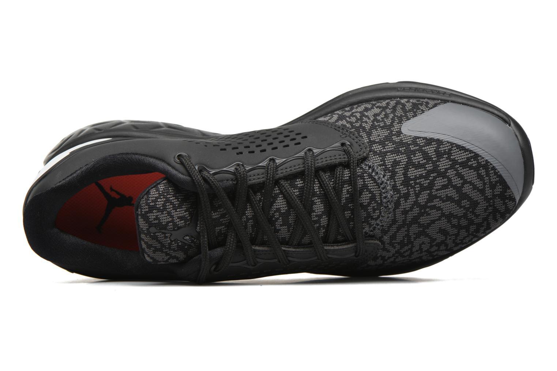 Sneaker Jordan Jordan Trainer St schwarz ansicht von links