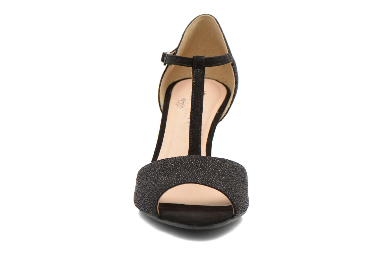 Sandales et nu-pieds JB MARTIN Eclair Noir vue portées chaussures