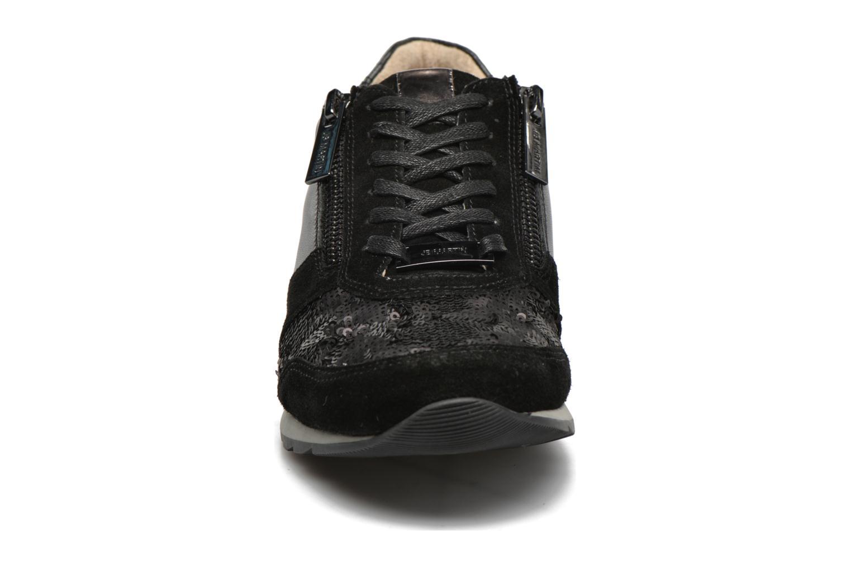 Baskets JB MARTIN 1Veri Noir vue portées chaussures