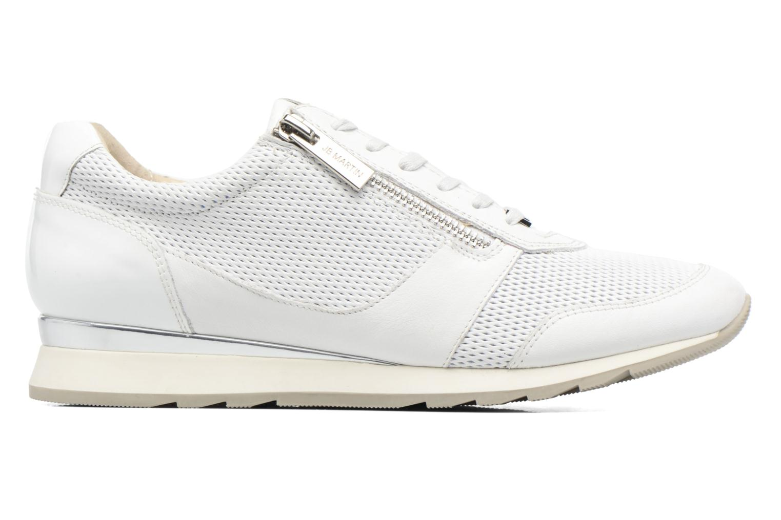 Trainers JB MARTIN 1Veri White back view