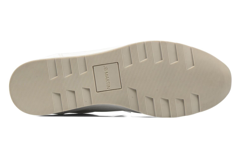 Sneakers JB MARTIN 1Veri Vit bild från ovan