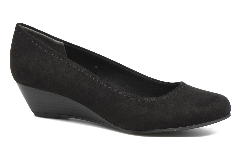 Høje hæle Marco Tozzi Imit 2 Sort detaljeret billede af skoene