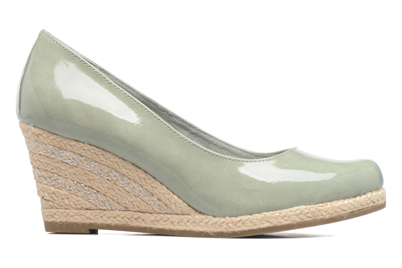 Zapatos de tacón Marco Tozzi Lanily Verde vistra trasera