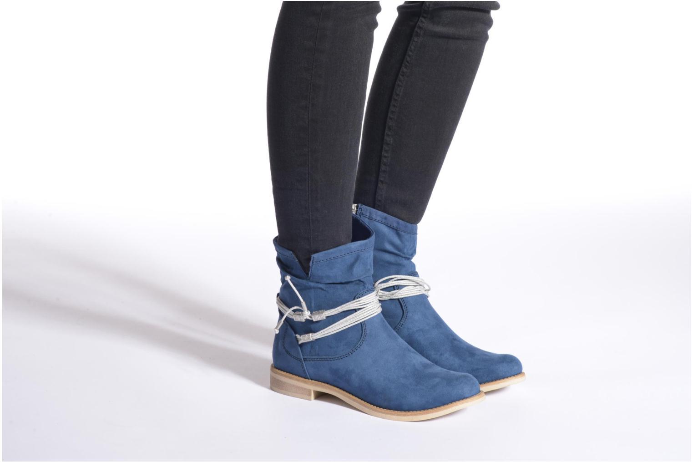 Bottines et boots Marco Tozzi Chloey 2 Beige vue bas / vue portée sac