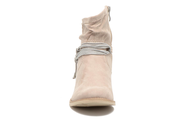 Ankelstøvler Marco Tozzi Chloey 2 Beige se skoene på