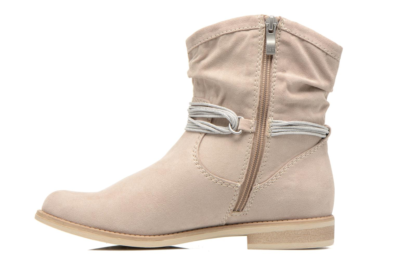 Bottines et boots Marco Tozzi Chloey 2 Beige vue face