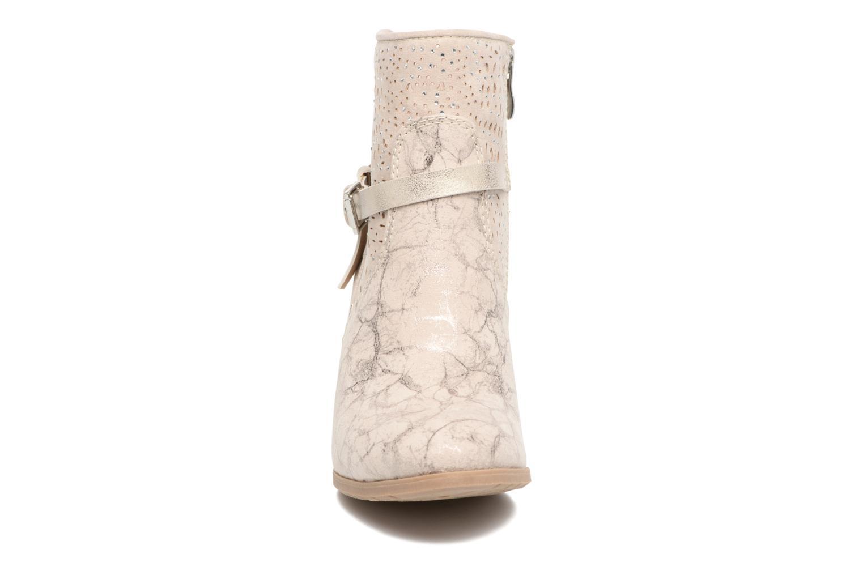 Ankelstøvler Marco Tozzi Cipaka Beige se skoene på
