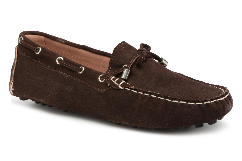 Grandes descuentos últimos zapatos Elizabeth Stuart Divan 606 (Marrón) - Mocasines Descuento