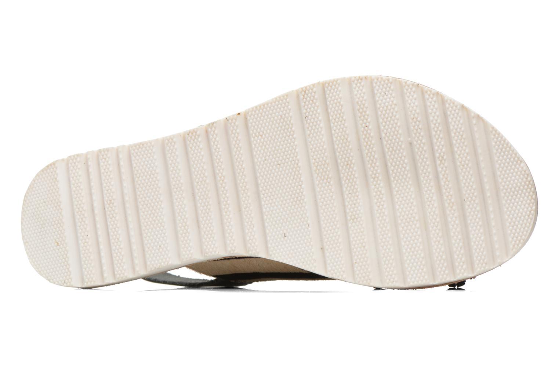 Sandales et nu-pieds Elizabeth Stuart Polka 883 Noir vue haut