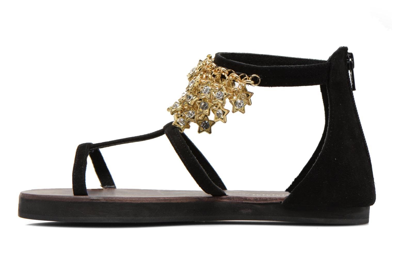 Sandales et nu-pieds Elizabeth Stuart Peps 606 Noir vue face
