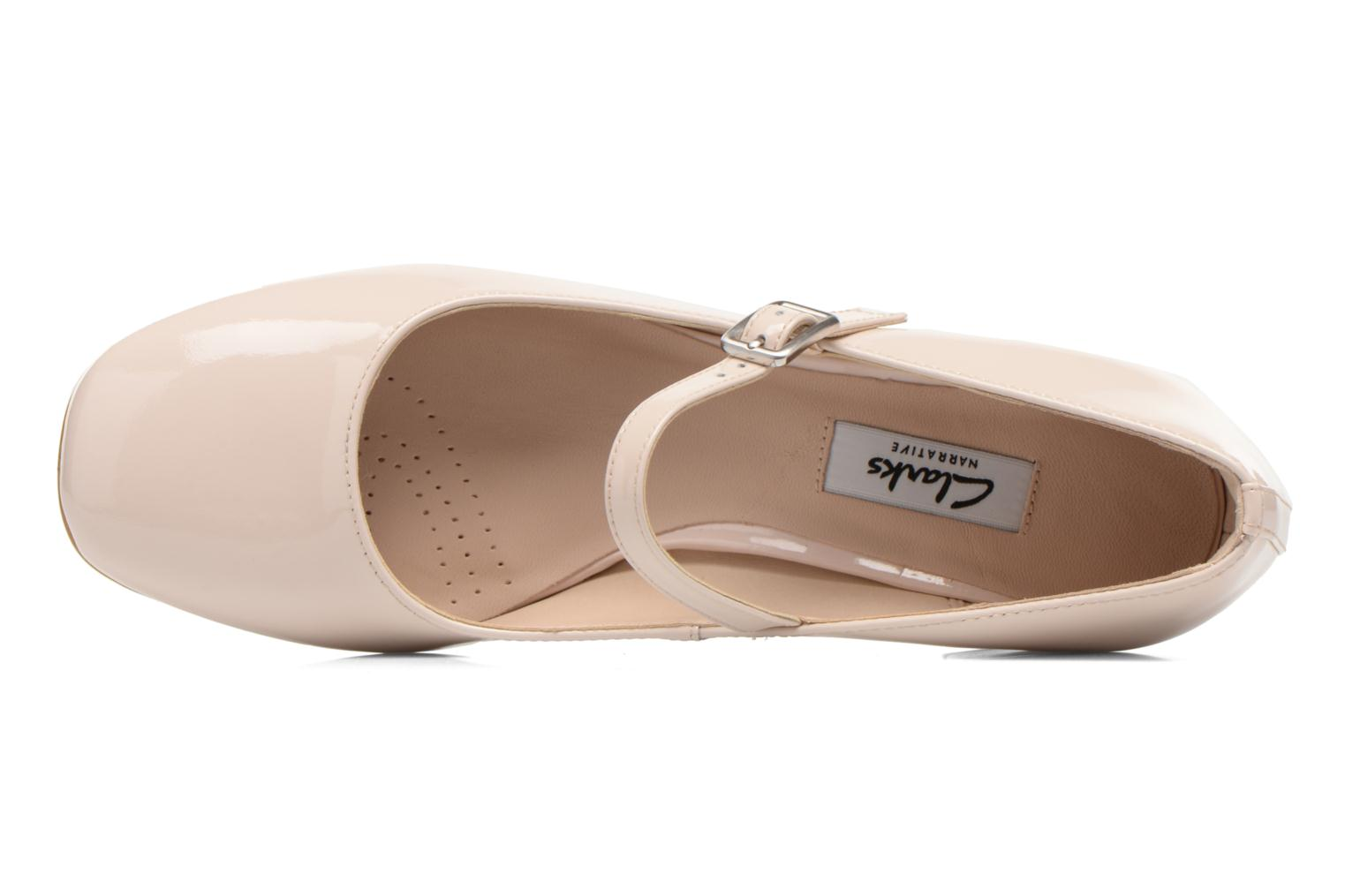 Chinaberry Pop Nude pink patent