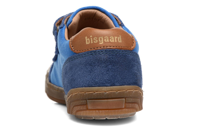 Baskets Bisgaard Christiansen Bleu vue droite