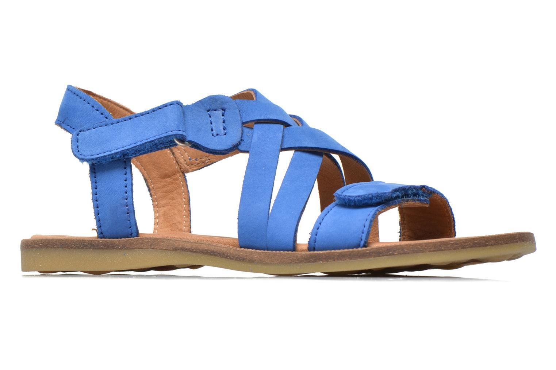 Sandales et nu-pieds Bisgaard Reta Bleu vue derrière
