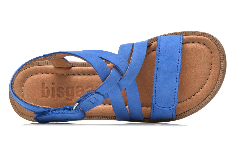 Sandales et nu-pieds Bisgaard Reta Bleu vue gauche