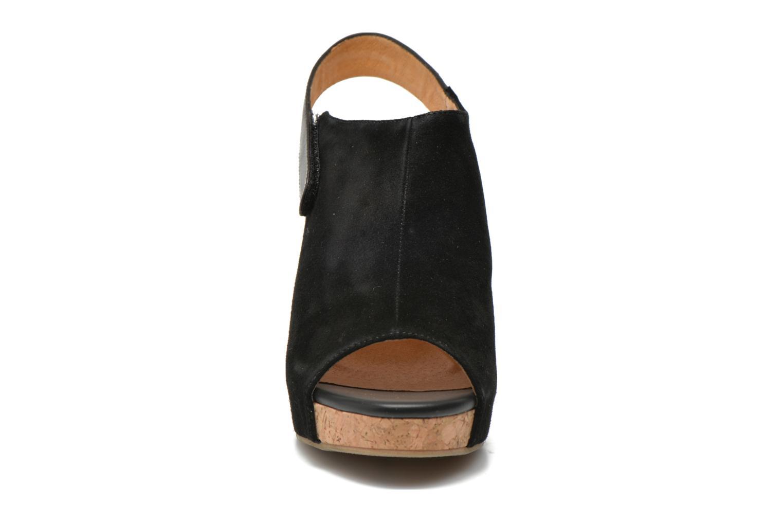 Sandales et nu-pieds Shoe the bear Cindy 2 Noir vue portées chaussures