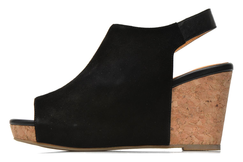 Sandales et nu-pieds Shoe the bear Cindy 2 Noir vue face