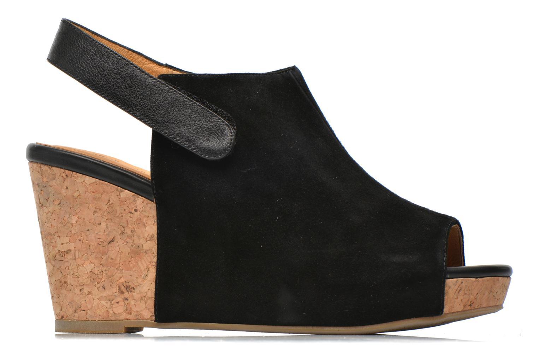 Sandales et nu-pieds Shoe the bear Cindy 2 Noir vue derrière