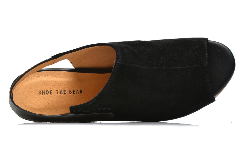 Sandales et nu-pieds Shoe the bear Cindy 2 Noir vue gauche