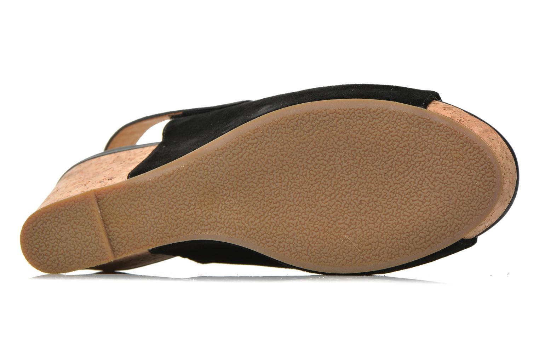 Sandali e scarpe aperte Shoe the bear Cindy 2 Nero immagine dall'alto