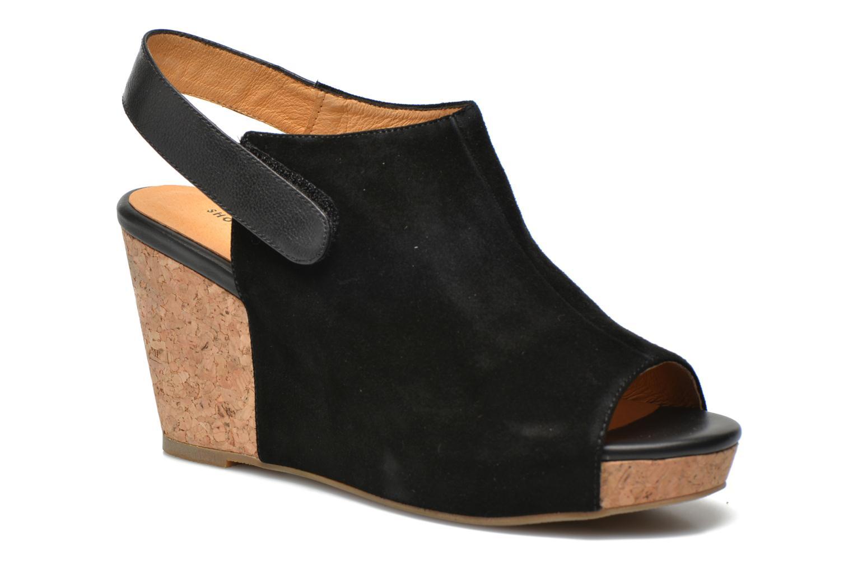 Sandales et nu-pieds Shoe the bear Cindy 2 Noir vue détail/paire