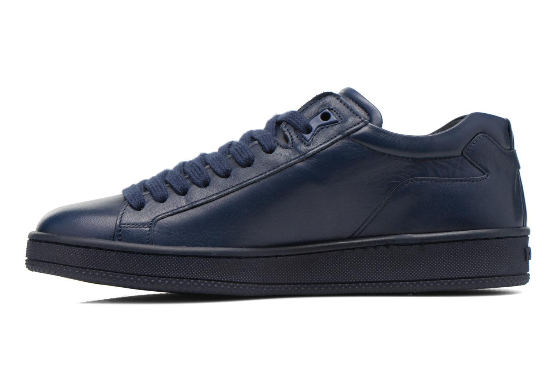 Sneaker Kenzo Tennix blau ansicht von vorne