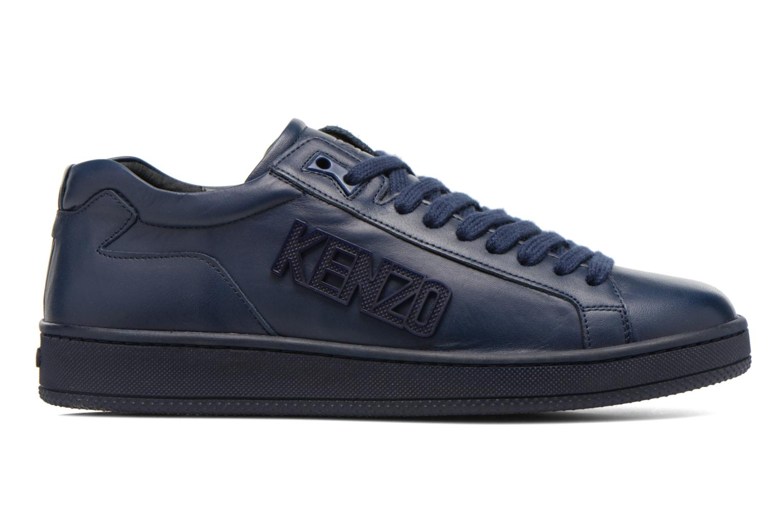 Sneaker Kenzo Tennix blau ansicht von hinten