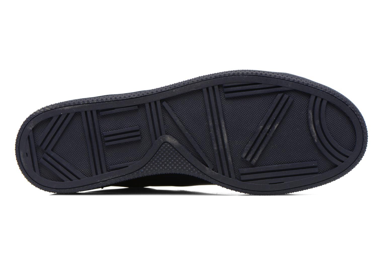 Sneaker Kenzo Tennix blau ansicht von oben