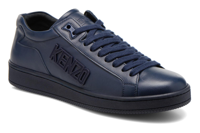 Sneakers Kenzo Tennix Blå detaljerad bild på paret
