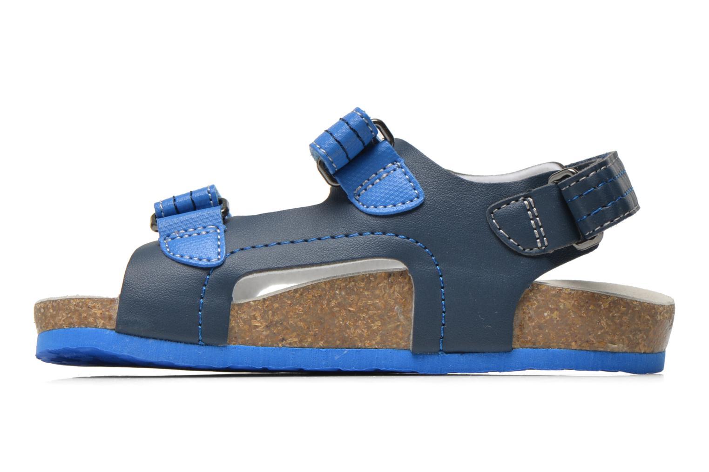 Sandales et nu-pieds Chicco Hamadeo Bleu vue face