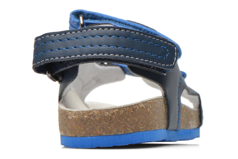 Sandales et nu-pieds Chicco Hamadeo Bleu vue droite