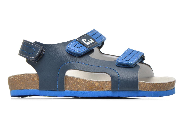 Sandales et nu-pieds Chicco Hamadeo Bleu vue derrière