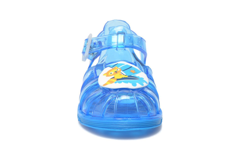 Sandales et nu-pieds Chicco Maxim Bleu vue portées chaussures