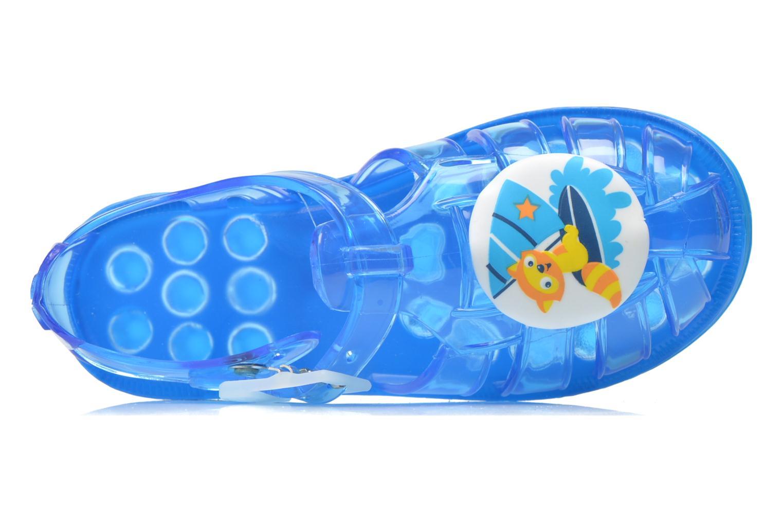 Sandales et nu-pieds Chicco Maxim Bleu vue gauche