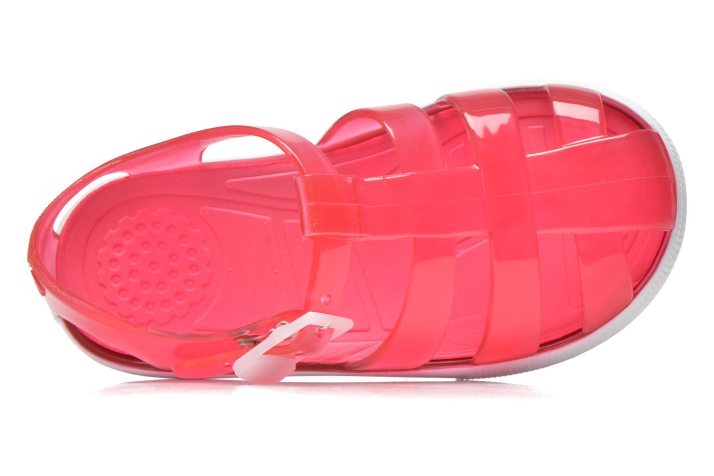 Sandali e scarpe aperte Chicco Mike Rosa immagine sinistra