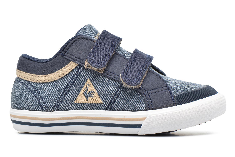 Sneakers Le Coq Sportif Saint Gaetan Inf Azzurro immagine posteriore