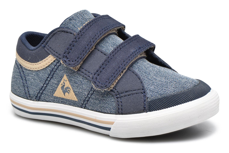 Sneaker Le Coq Sportif Saint Gaetan Inf blau detaillierte ansicht/modell