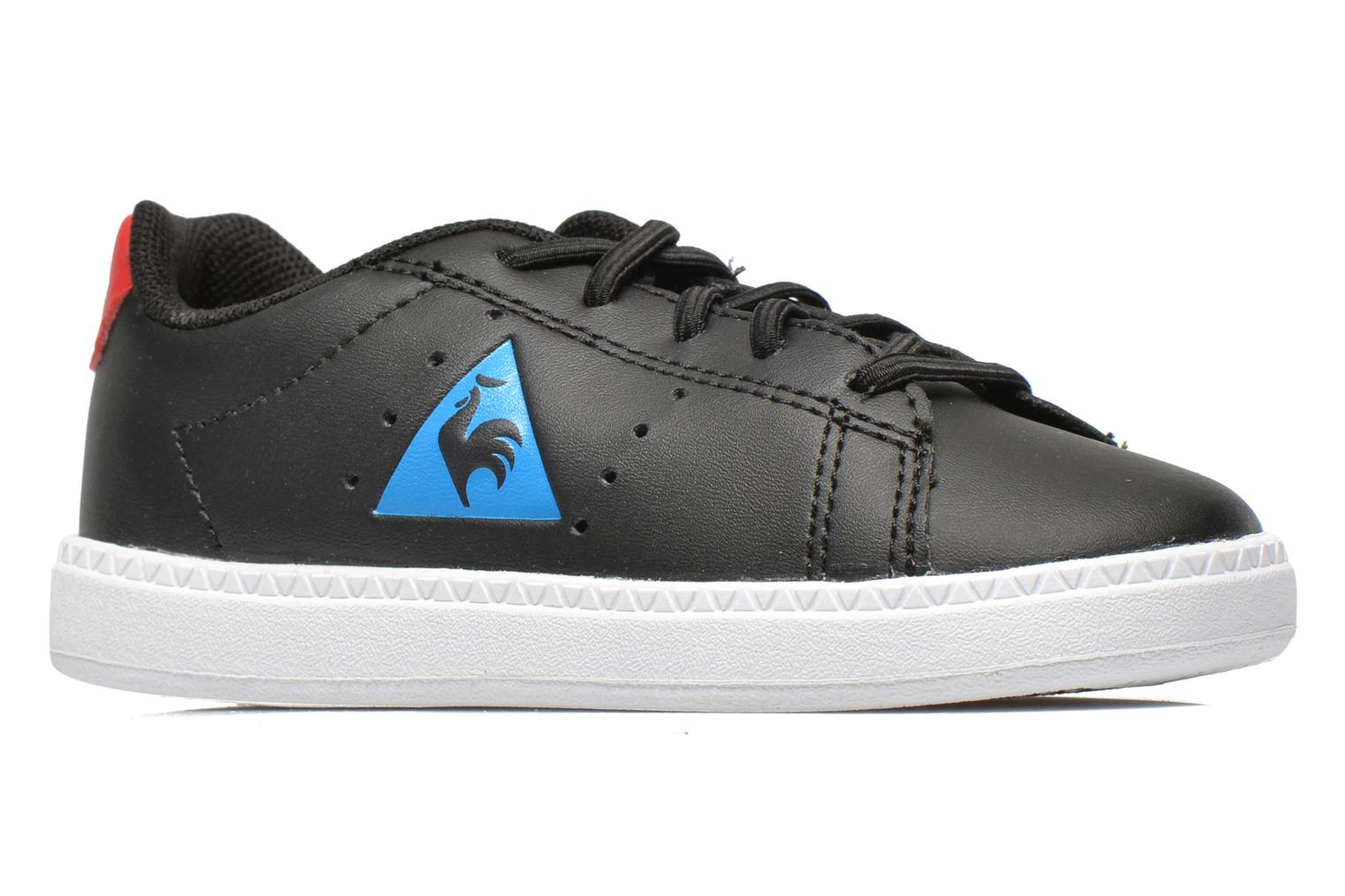 Sneakers Le Coq Sportif Courtone INF s lea Sort se bagfra