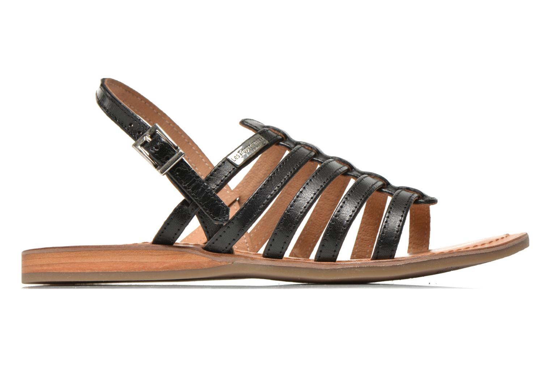 Sandalen Les Tropéziennes par M Belarbi Havapo schwarz ansicht von hinten