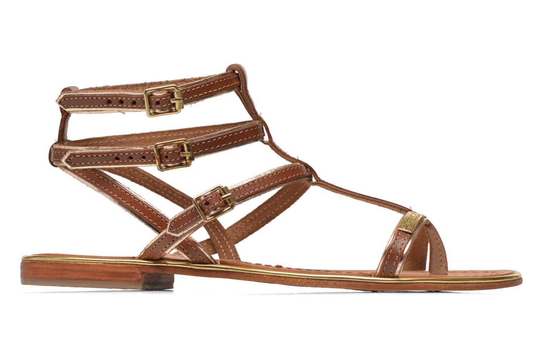 Sandales et nu-pieds Les Tropéziennes par M Belarbi Bristol Marron vue derrière