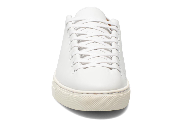 Baskets Swear Addison Blanc vue portées chaussures
