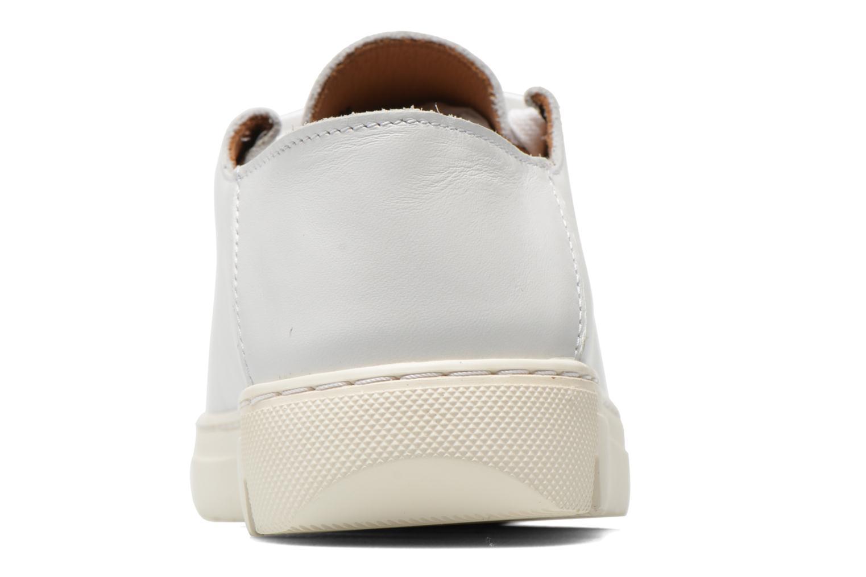 Baskets Swear Addison Blanc vue droite