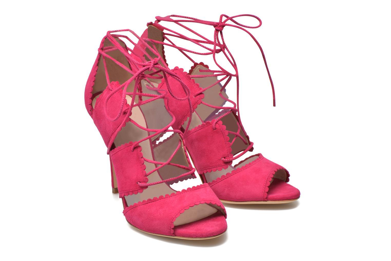 Sandals L.K. Bennett Jerry Pink 3/4 view