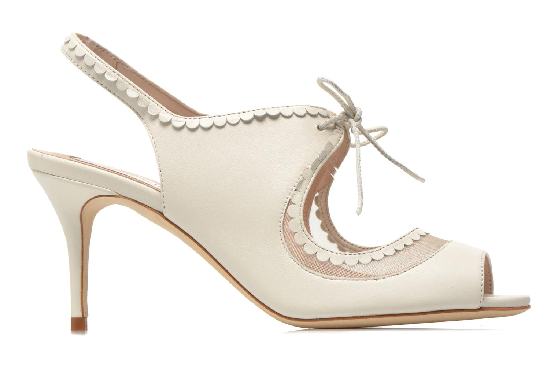Sandales et nu-pieds L.K. Bennett Lois 2 Blanc vue derrière
