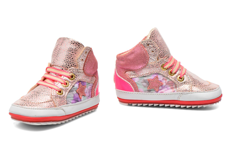 Baskets Shoesme Baby-Proof smart Rose vue 3/4